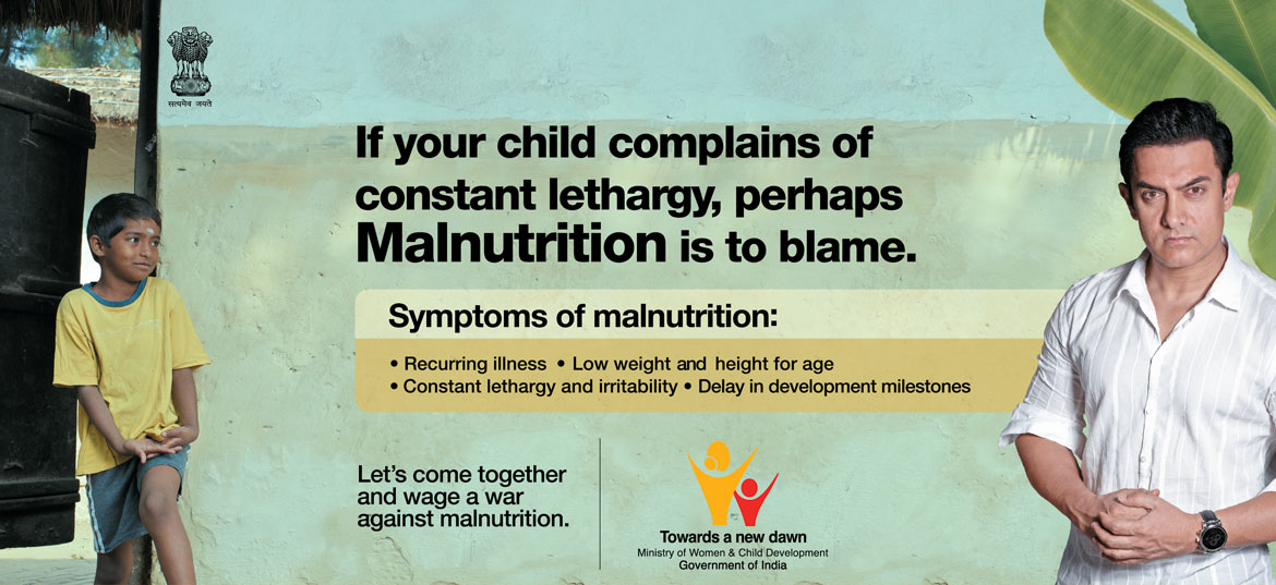 If your child complains of constant lethargy, perhaps Malnutrition is to blame.